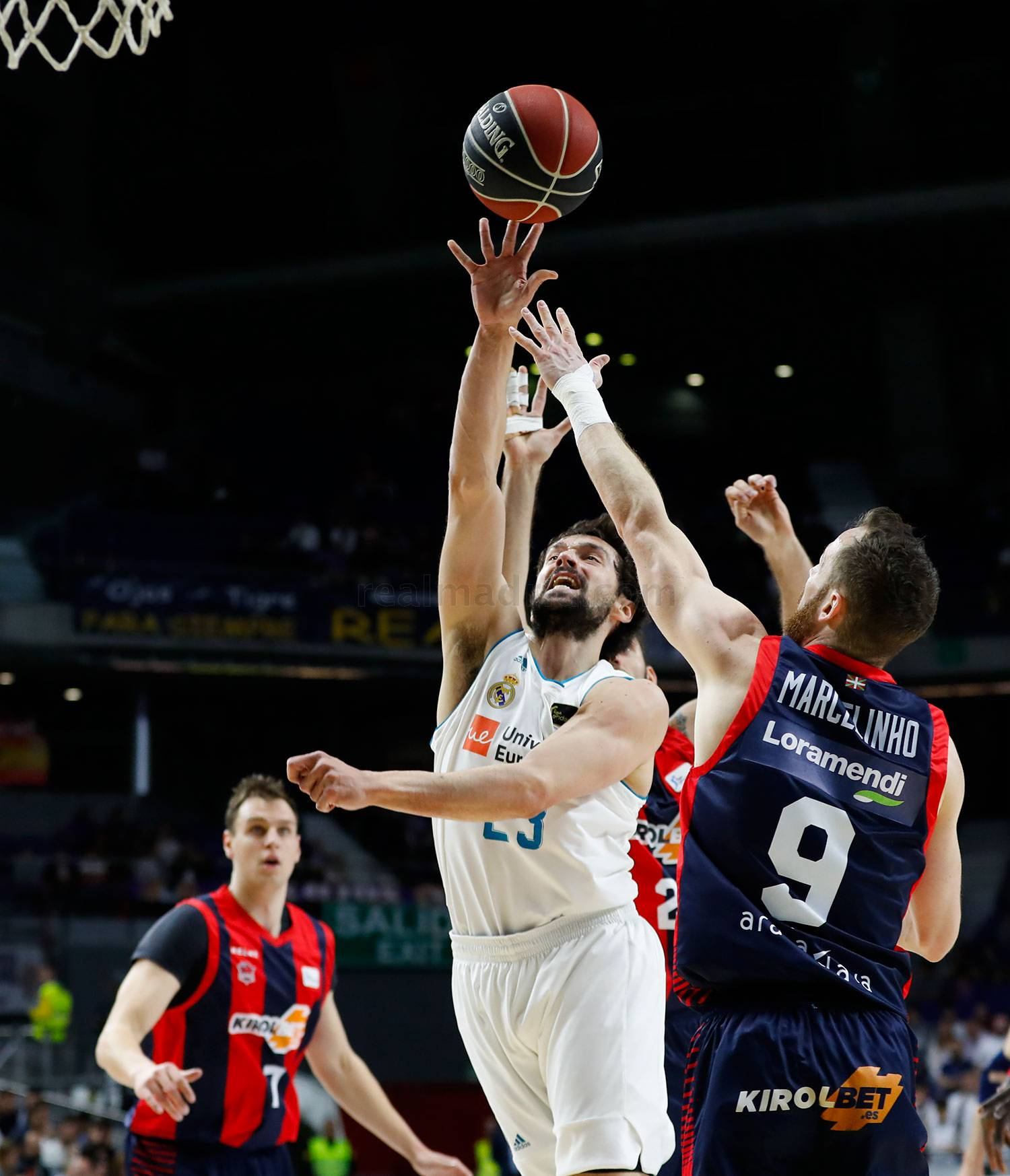 Real Madrid -  Real Madrid - Baskonia - 03-05-2018