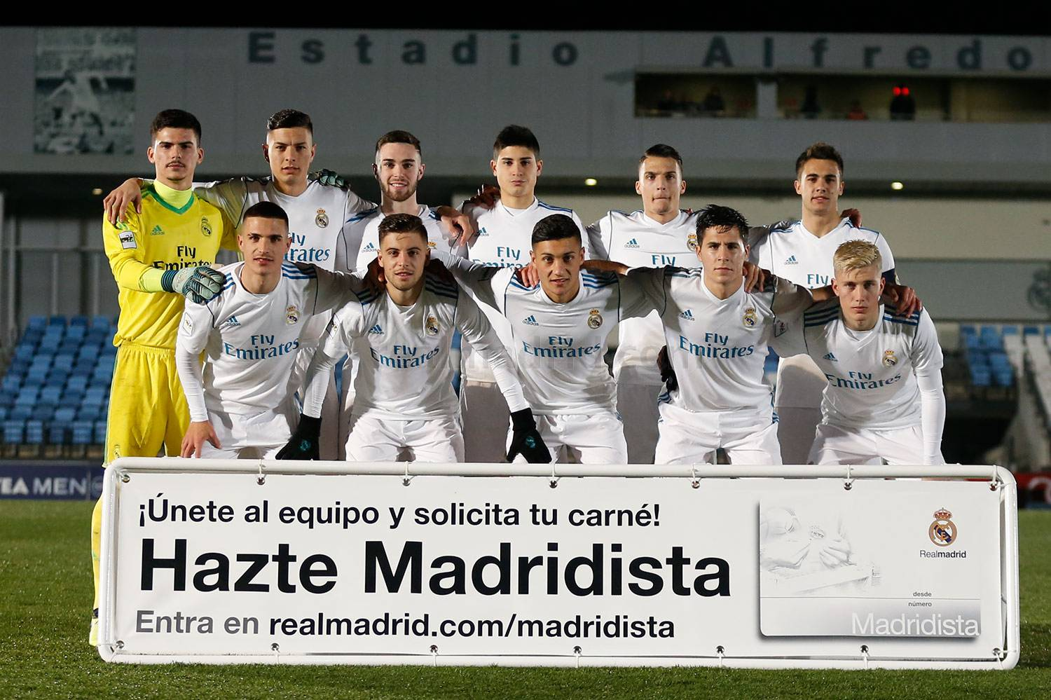 Real Madrid - Real Madrid Castilla - Coruxo - 14-01-2018