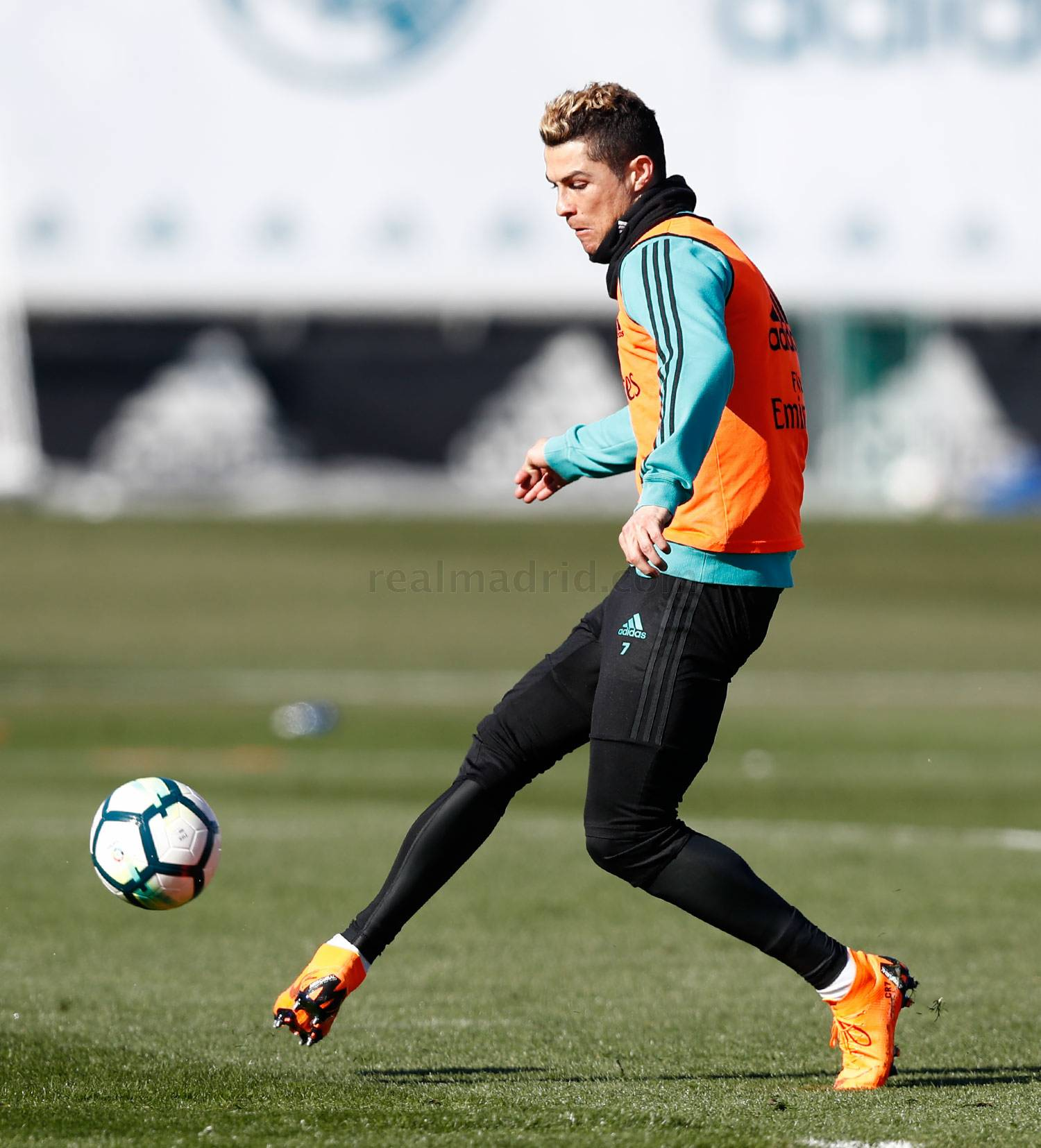 Real Madrid - Entrenamiento del Real Madrid - 08-02-2018