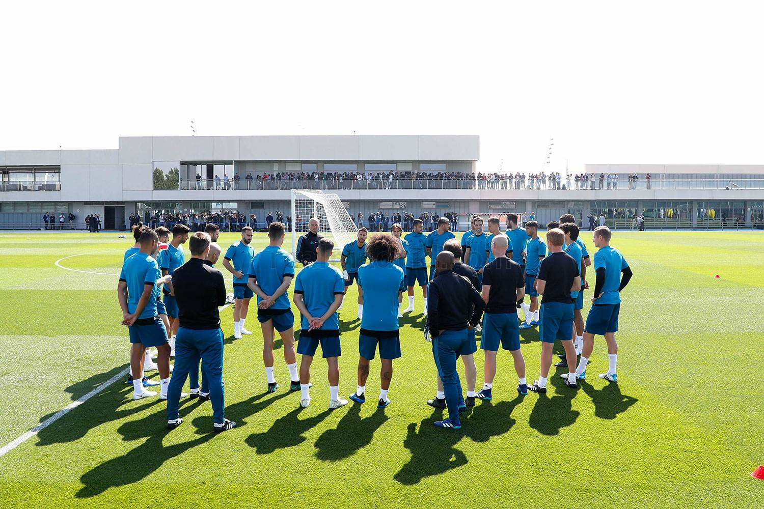 Real Madrid - Entrenamiento del Real Madrid - 22-05-2018