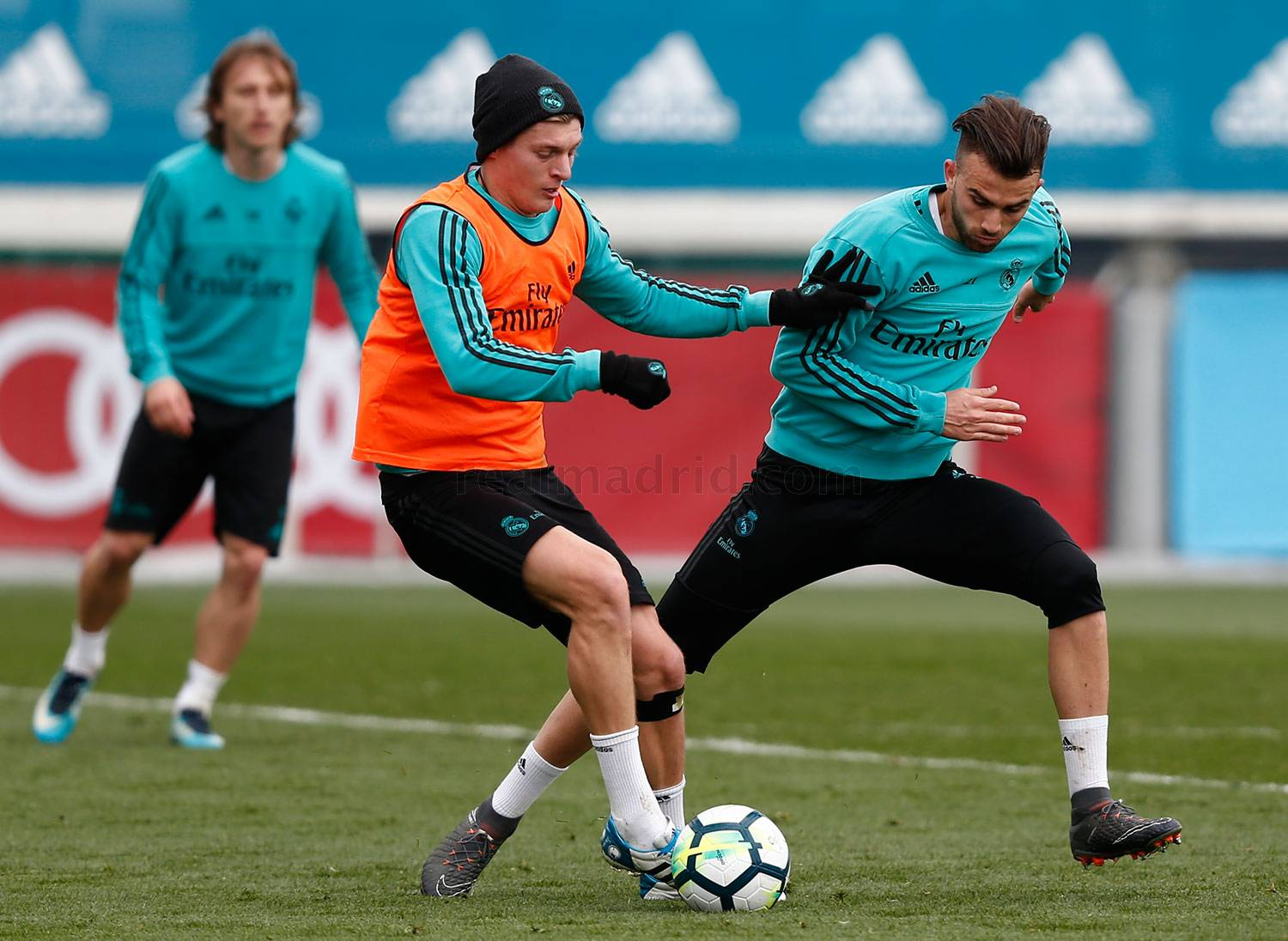 Real Madrid - Entrenamiento del Real Madrid - 08-03-2018