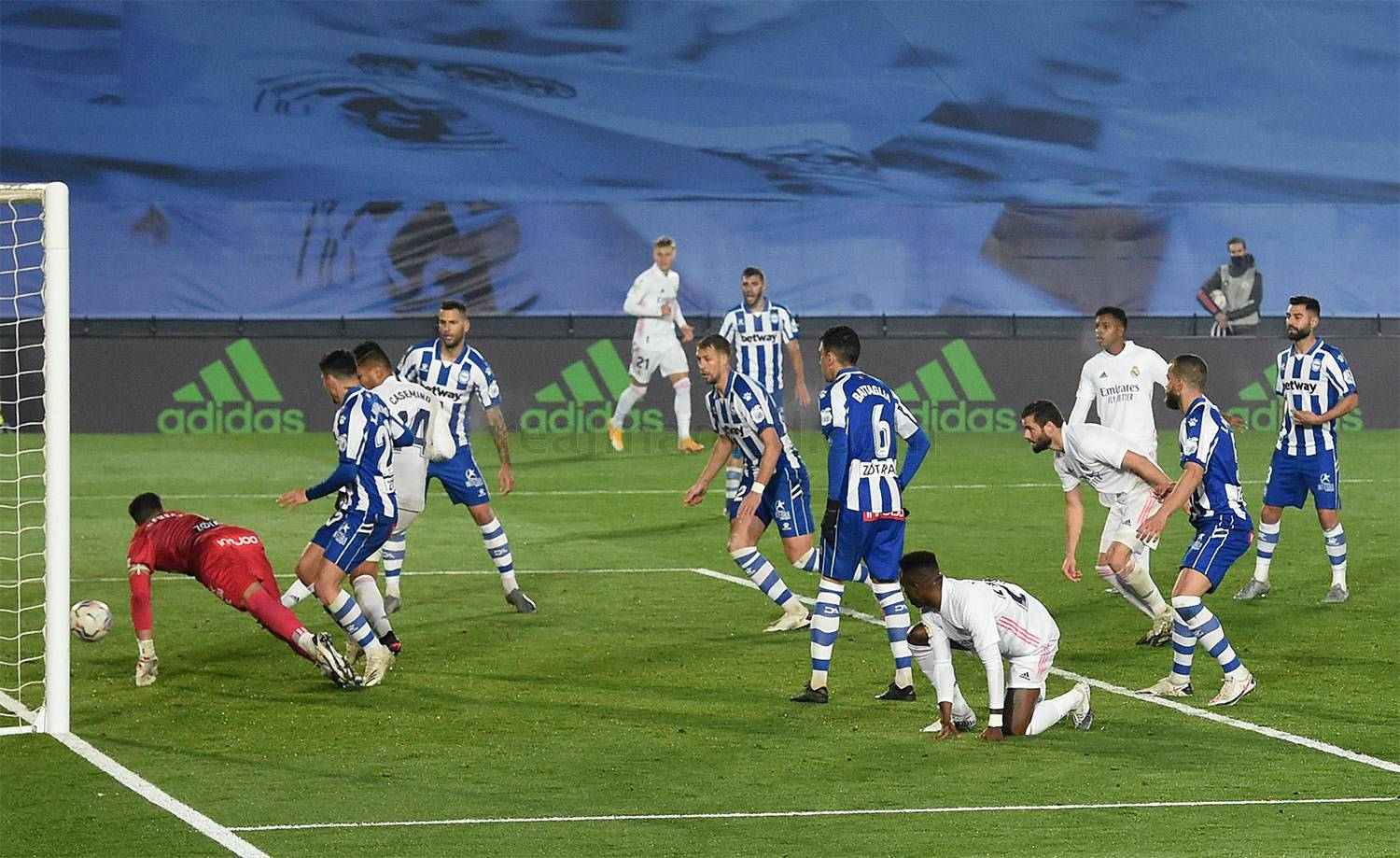 Real Madrid - Real Madrid - Alavés - 28-11-2020