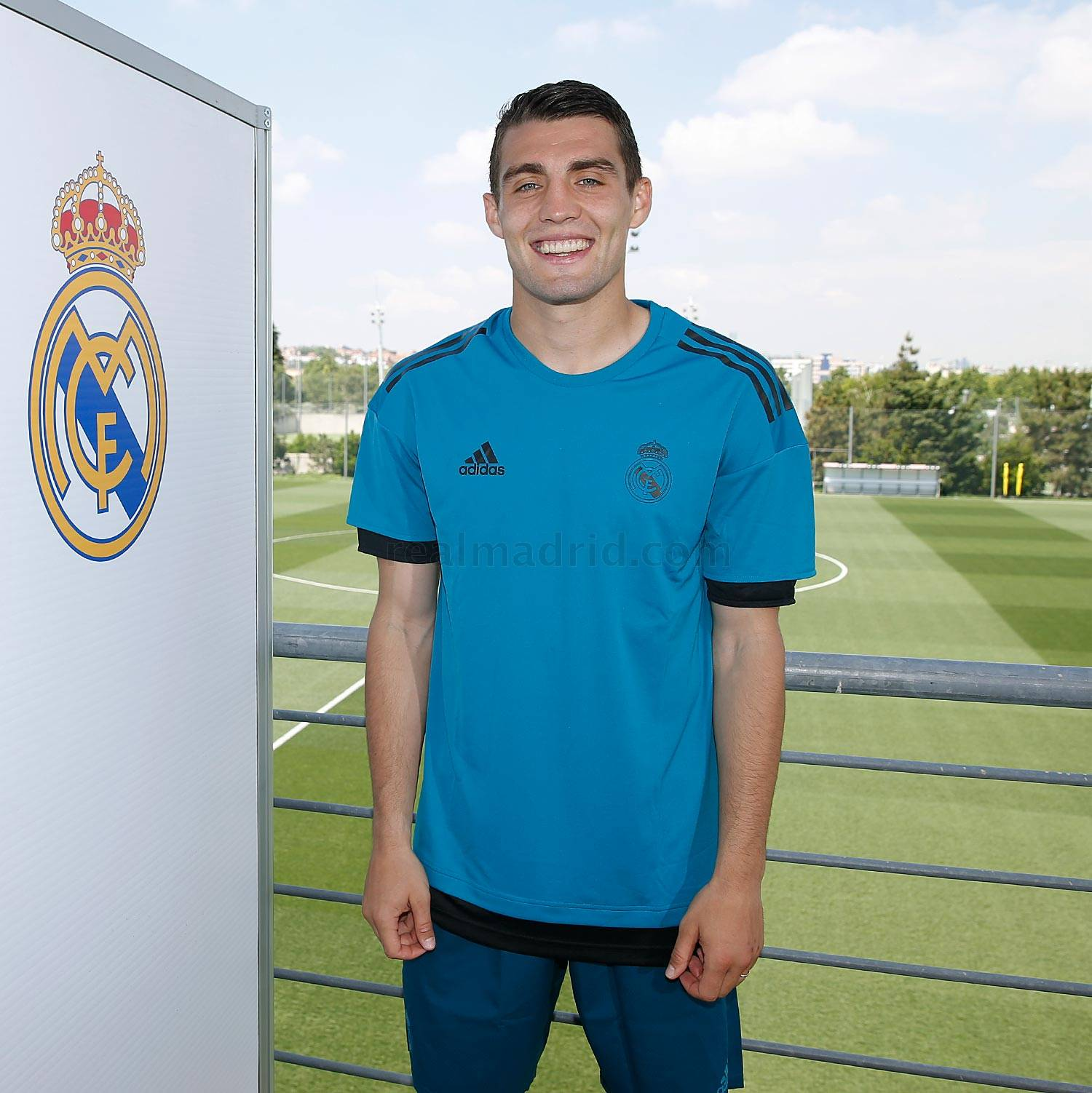 Real Madrid - Kovacic durante el Open Media Day 2018 - 22-05-2018