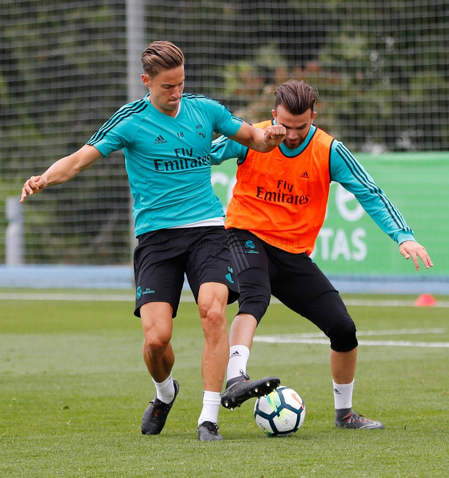 Real Madrid - Entrenamiento del Real Madrid - 07-05-2018