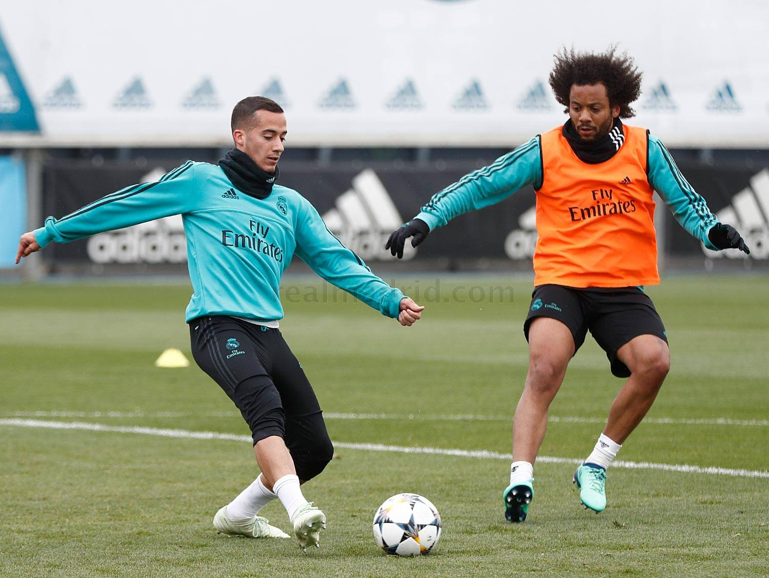 Real Madrid - Entrenamiento del Real Madrid - 29-04-2018