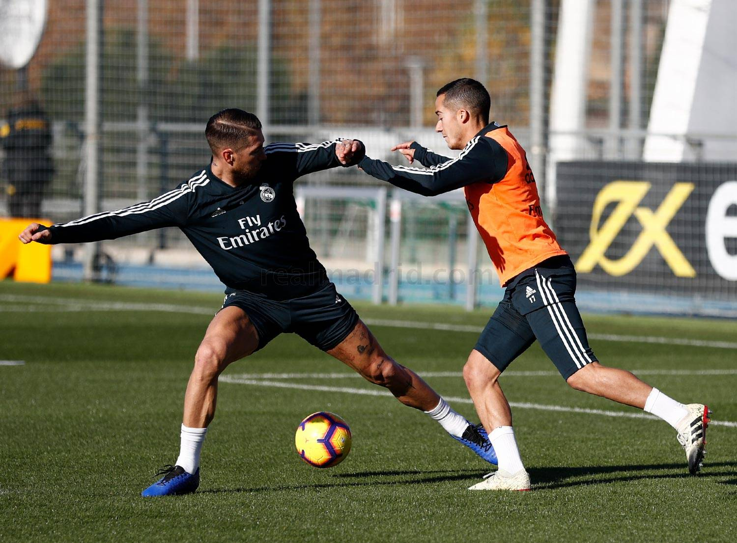 Real Madrid - Entrenamiento del Real Madrid - 07-12-2018