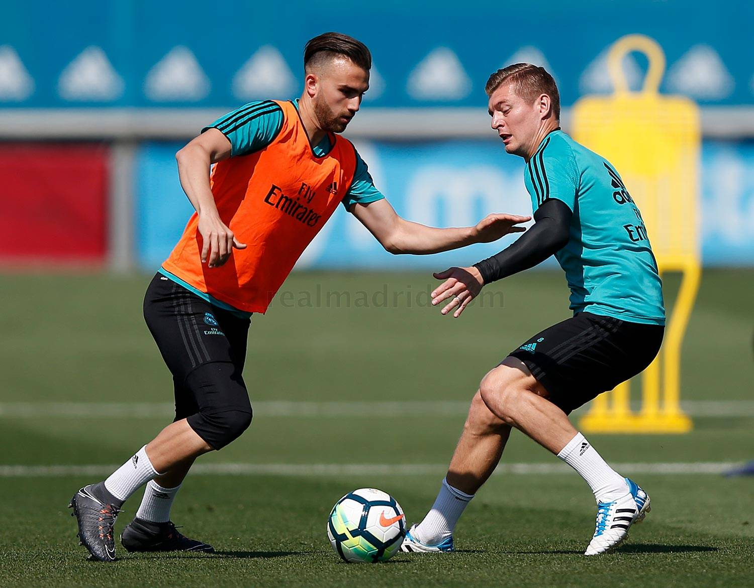 Real Madrid - Entrenamiento del Real Madrid - 08-05-2018