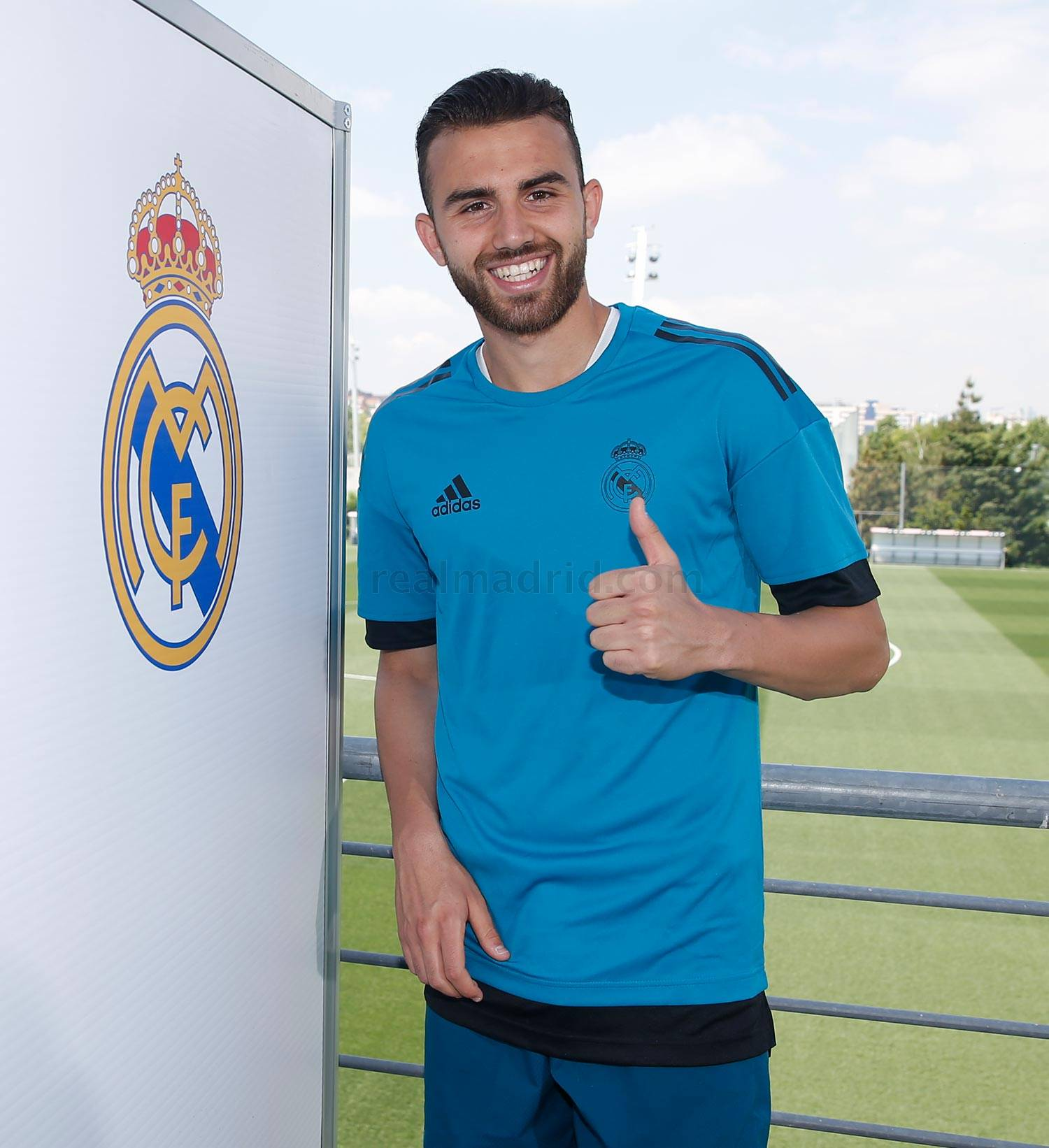 Real Madrid - Mayoral durante el Open Media Day 2018 - 22-05-2018