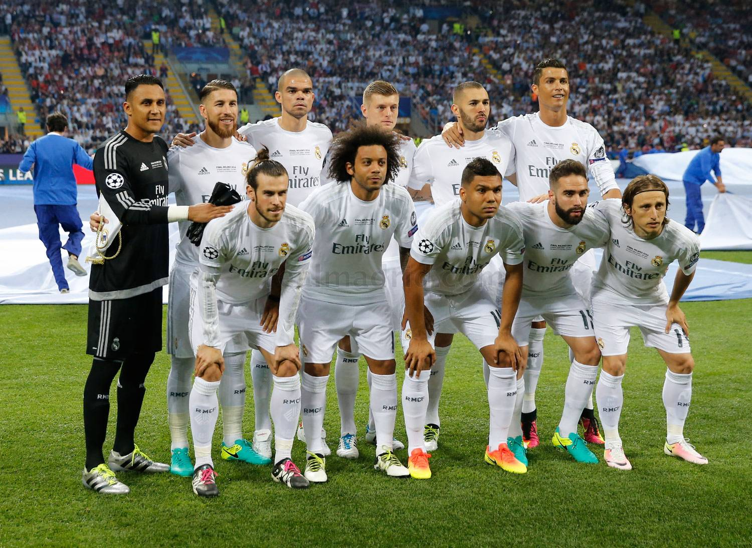 A 116-year legend Photos Real Madrid CF