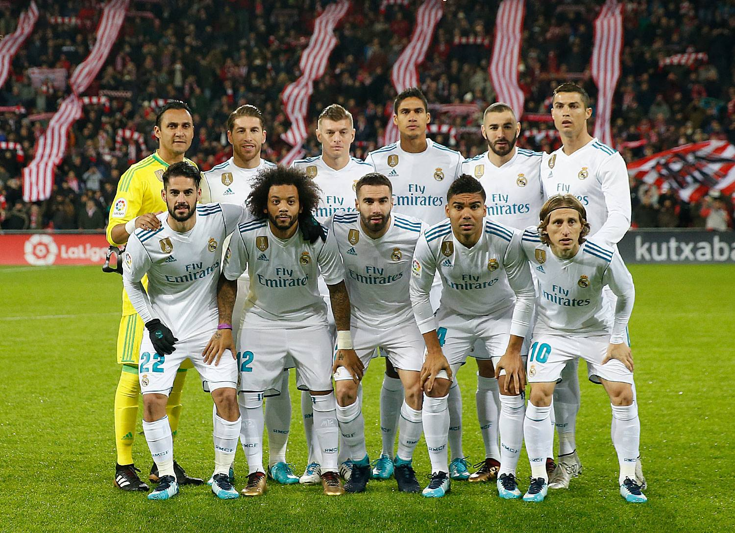 Real Madrid - Athletic Club - Real Madrid - 02-12-2017