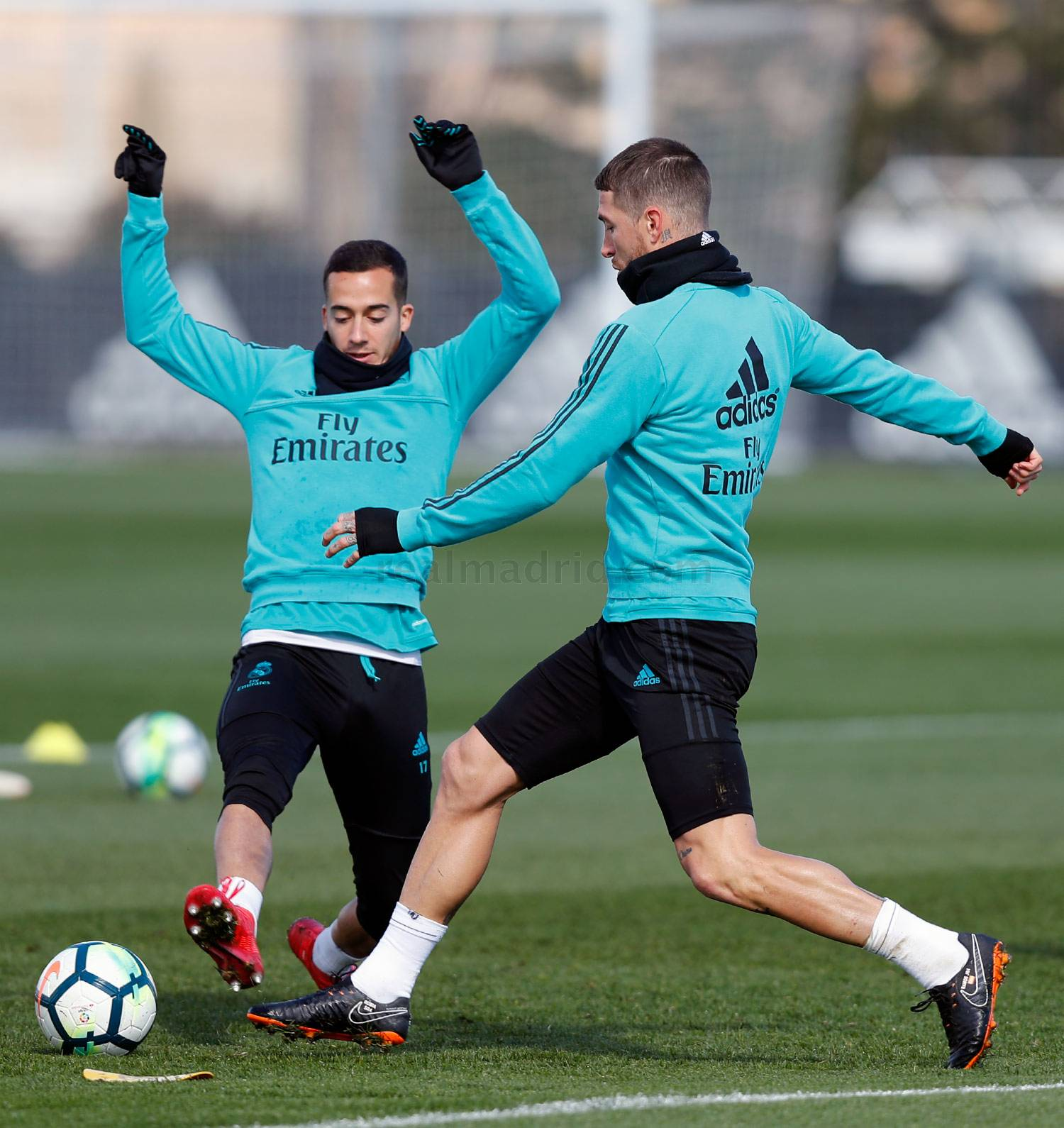 Real Madrid - Entrenamiento del Real Madrid - 16-03-2018