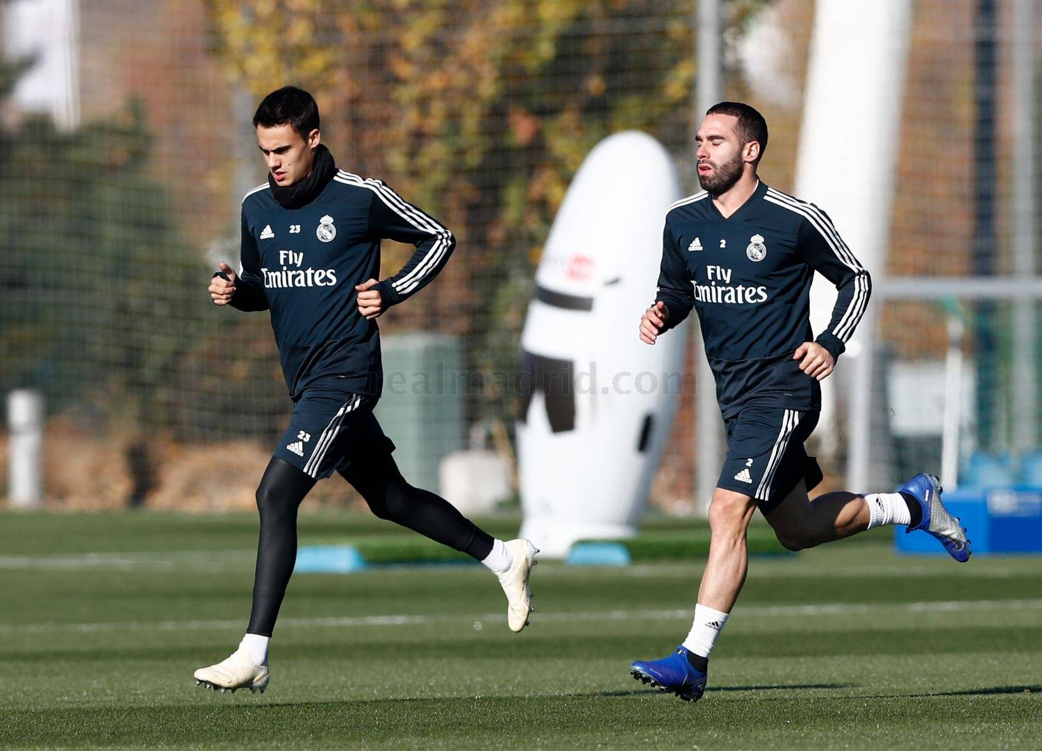 Real Madrid - Entrenamiento del Real Madrid - 29-11-2018
