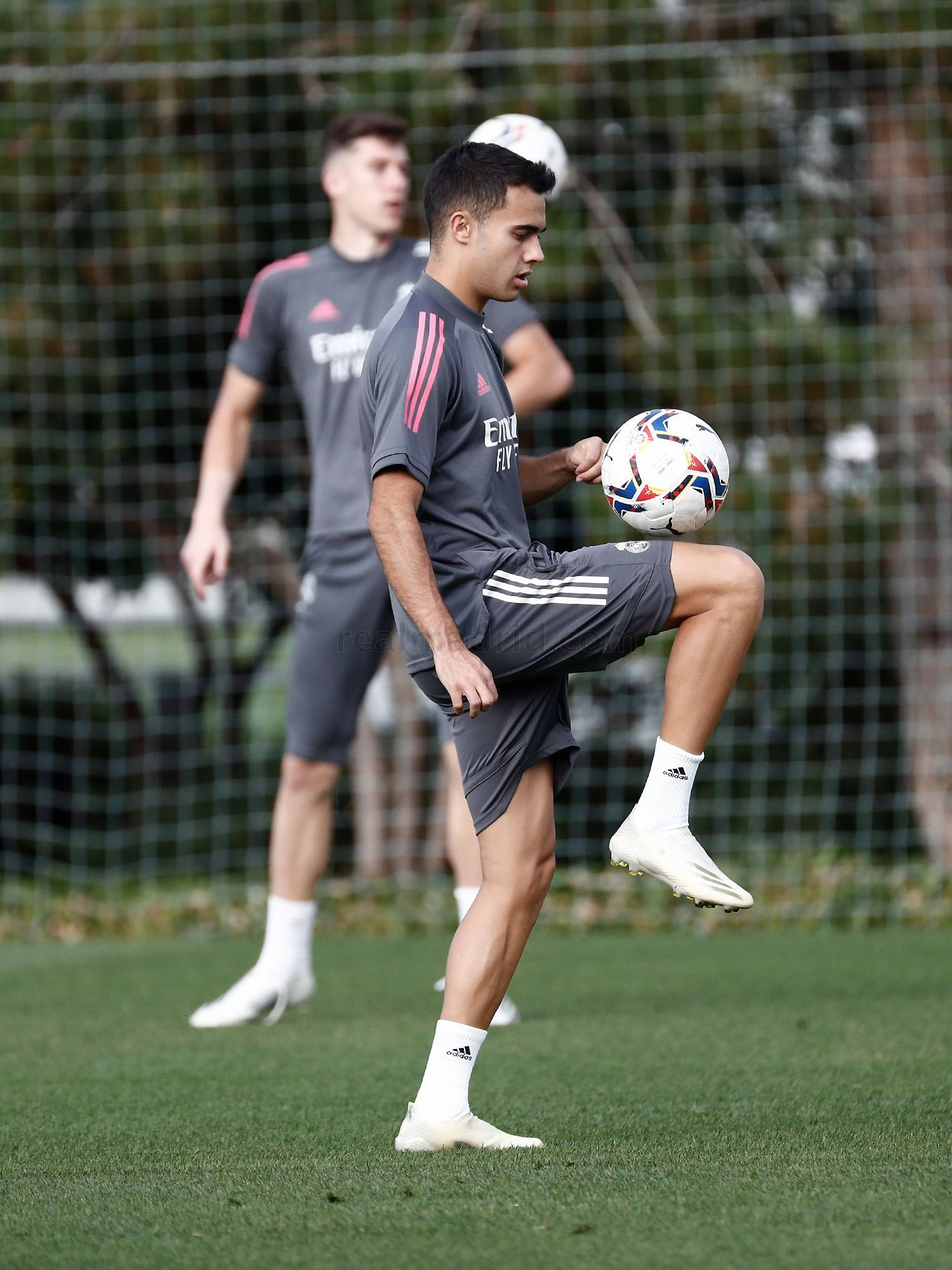 Real Madrid - Entrenamiento del Real Madrid  - 15-09-2020