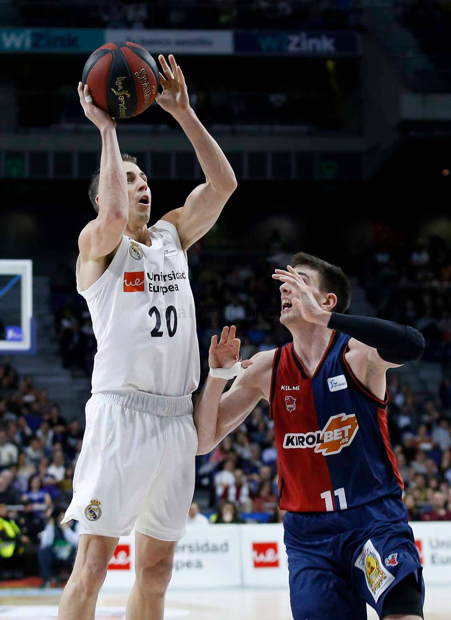 Real Madrid - Real Madrid - Kirolbet Baskonia - 11-02-2019