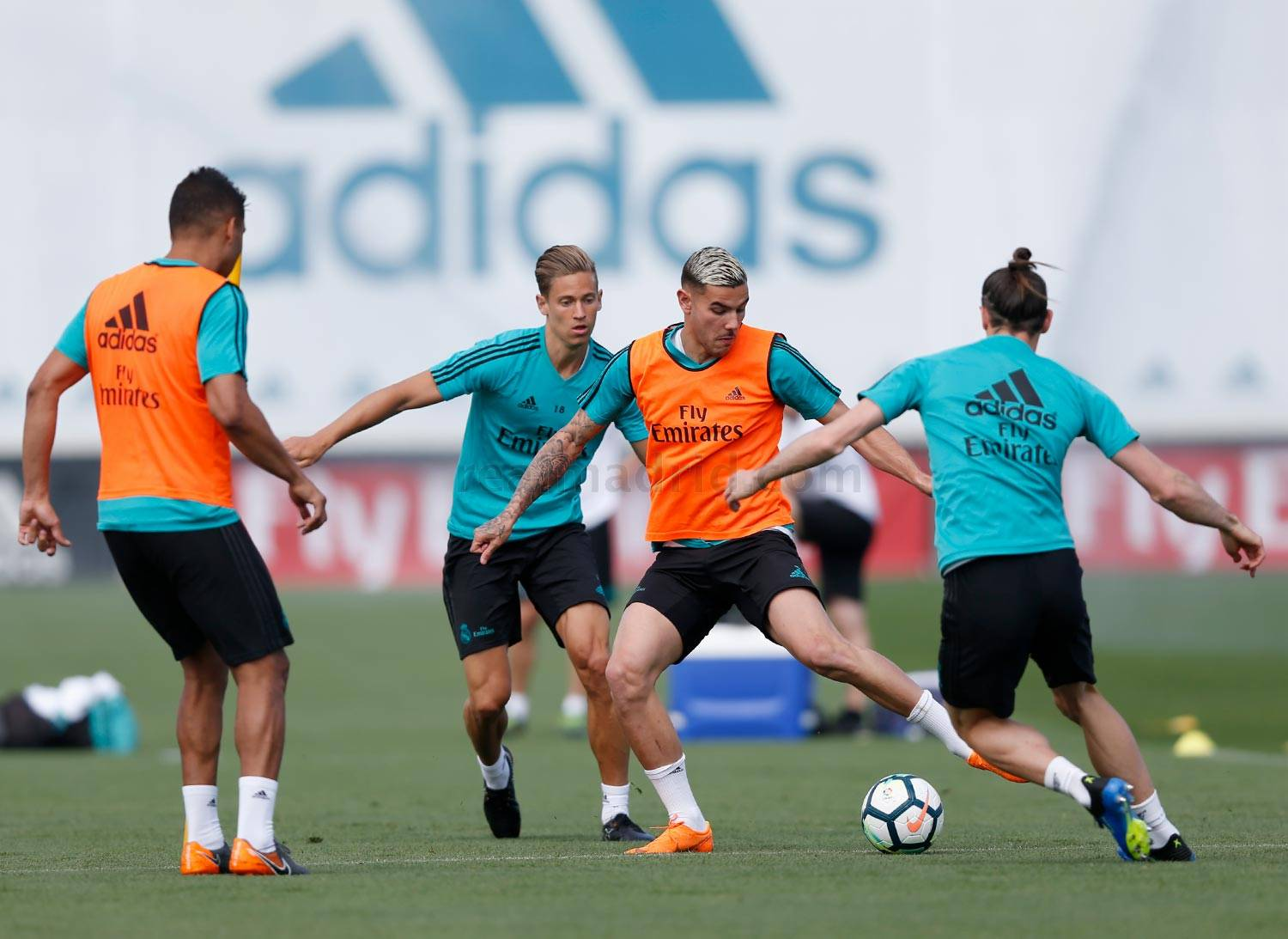 Real Madrid - Entrenamiento del Real Madrid - 17-05-2018