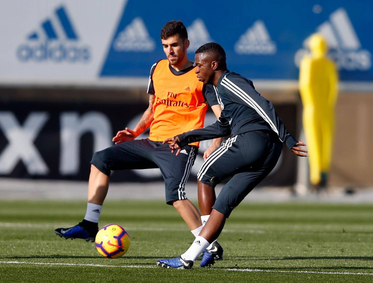 Real Madrid - Entrenamiento del Real Madrid - 28-11-2018