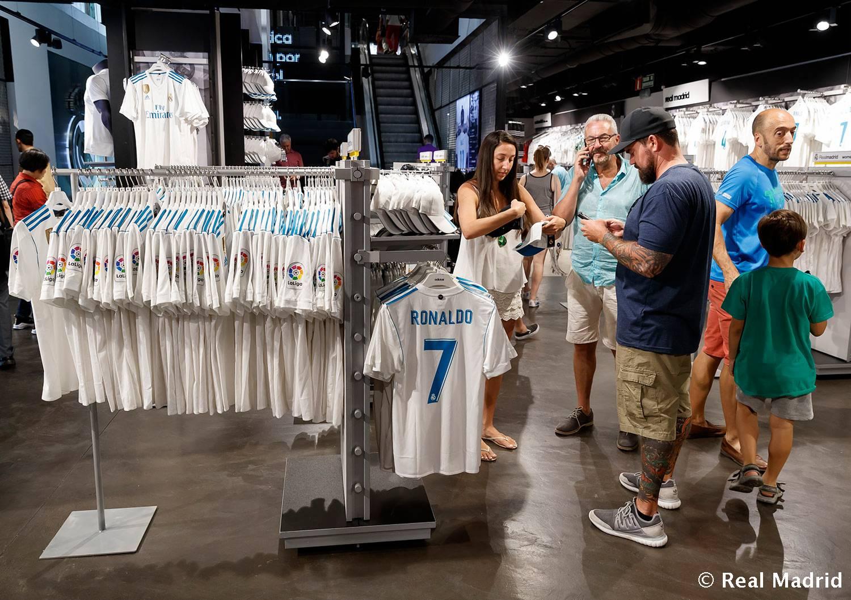 tienda de camisetas de series en madrid