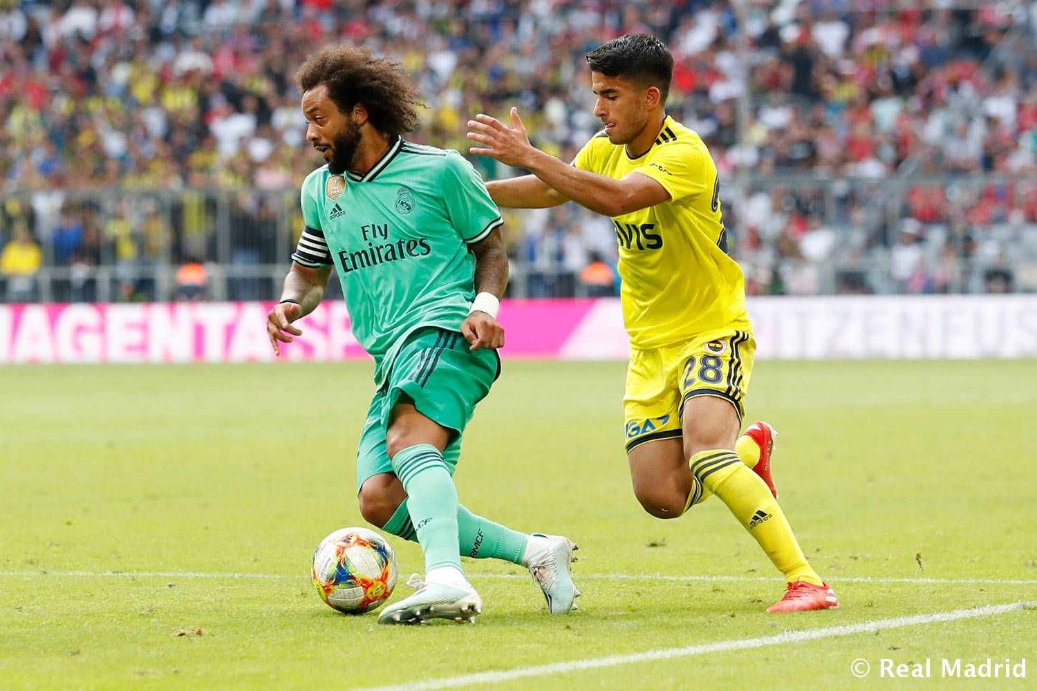 Real Madrid - Real Madrid - Fenerbahçe - 31-07-2019