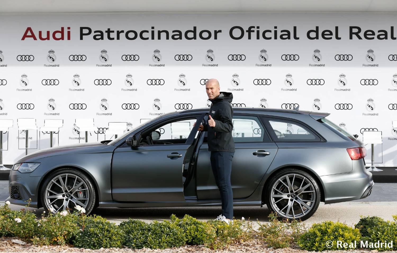 """Foto: Audi kompaniyasi va """"Real"""" o'rtasidagi shartnoma uzaytirildi (+ video)"""