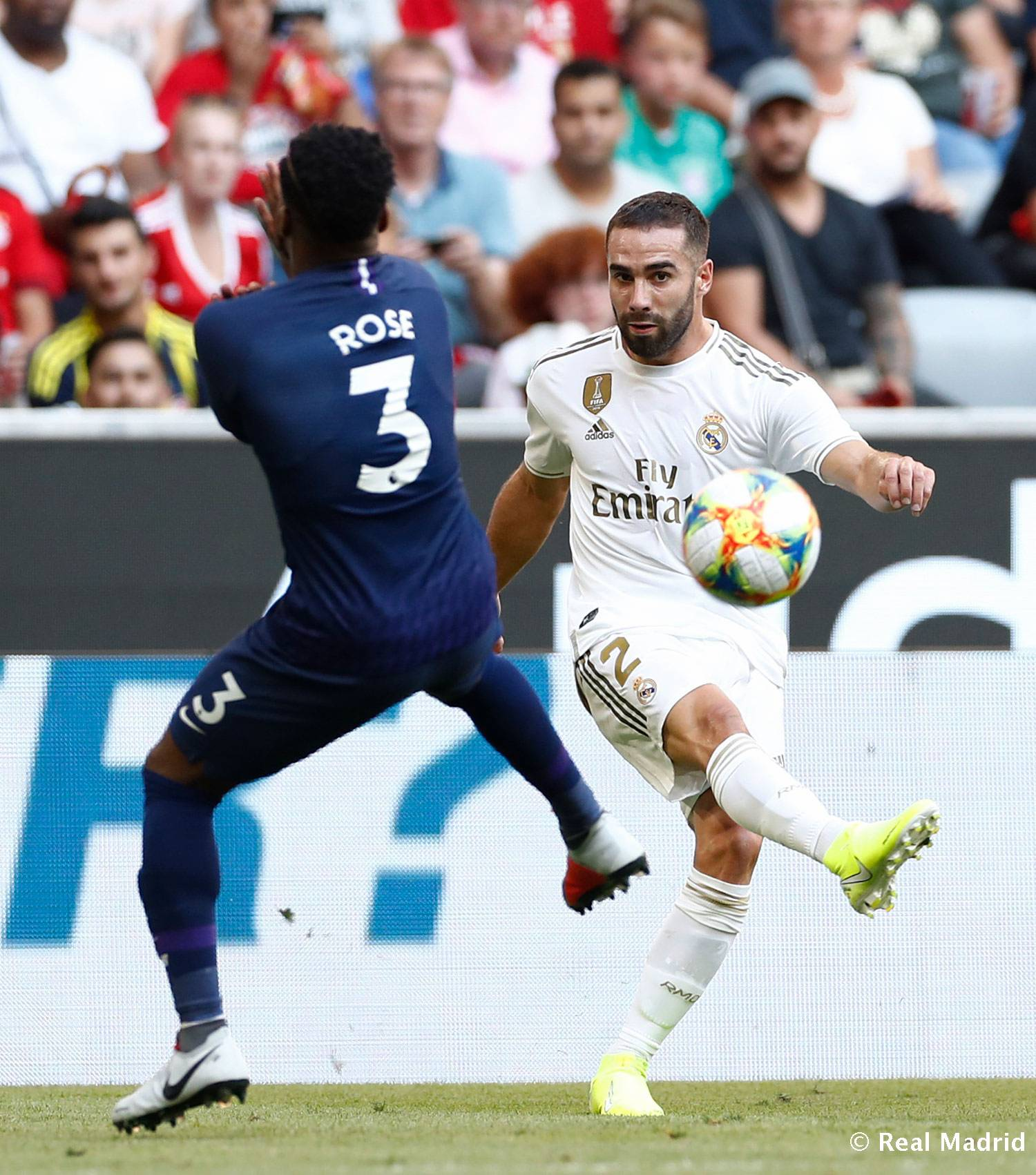 Real Madrid - Real Madrid - Tottenham - 30-07-2019