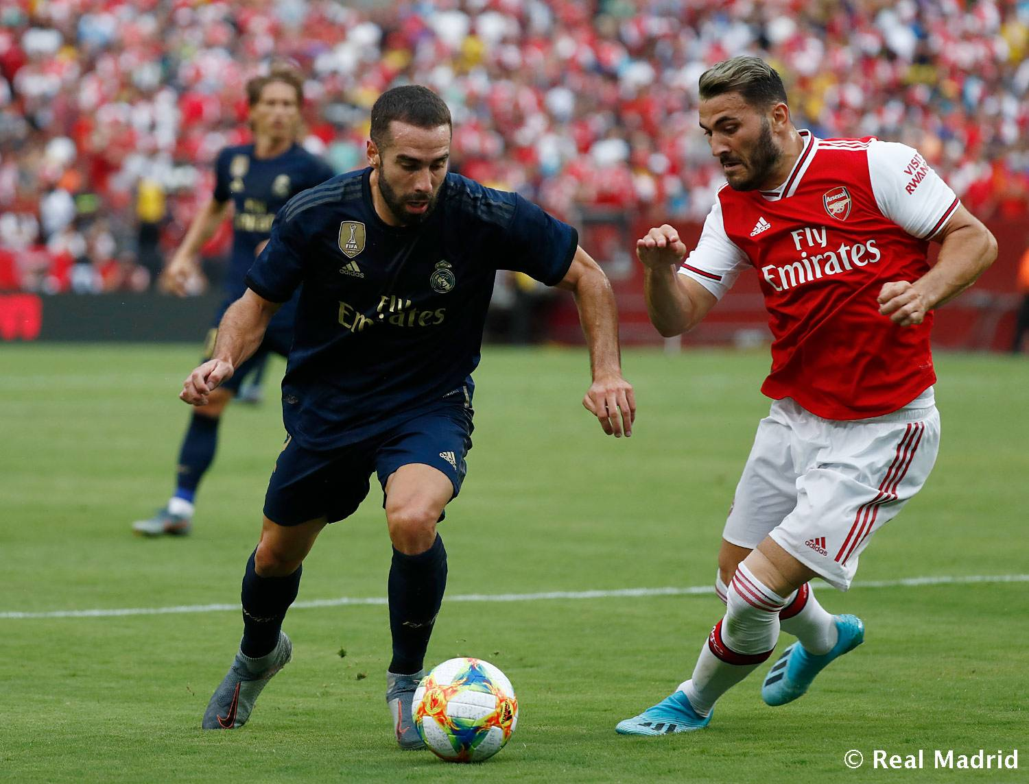 Real Madrid - Real Madrid-Arsenal - 24-07-2019