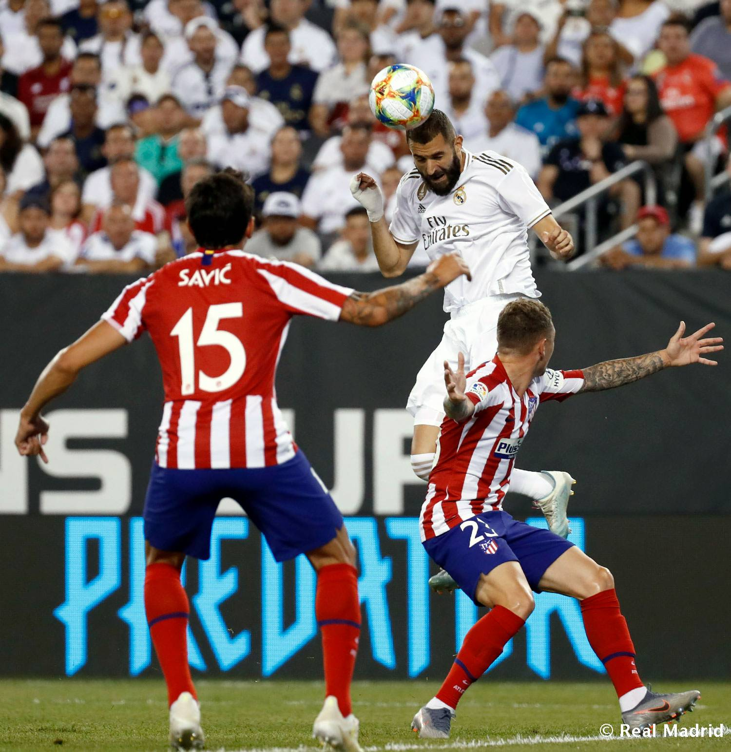 Real Madrid - Real Madrid-Atlético de Madrid - 27-07-2019