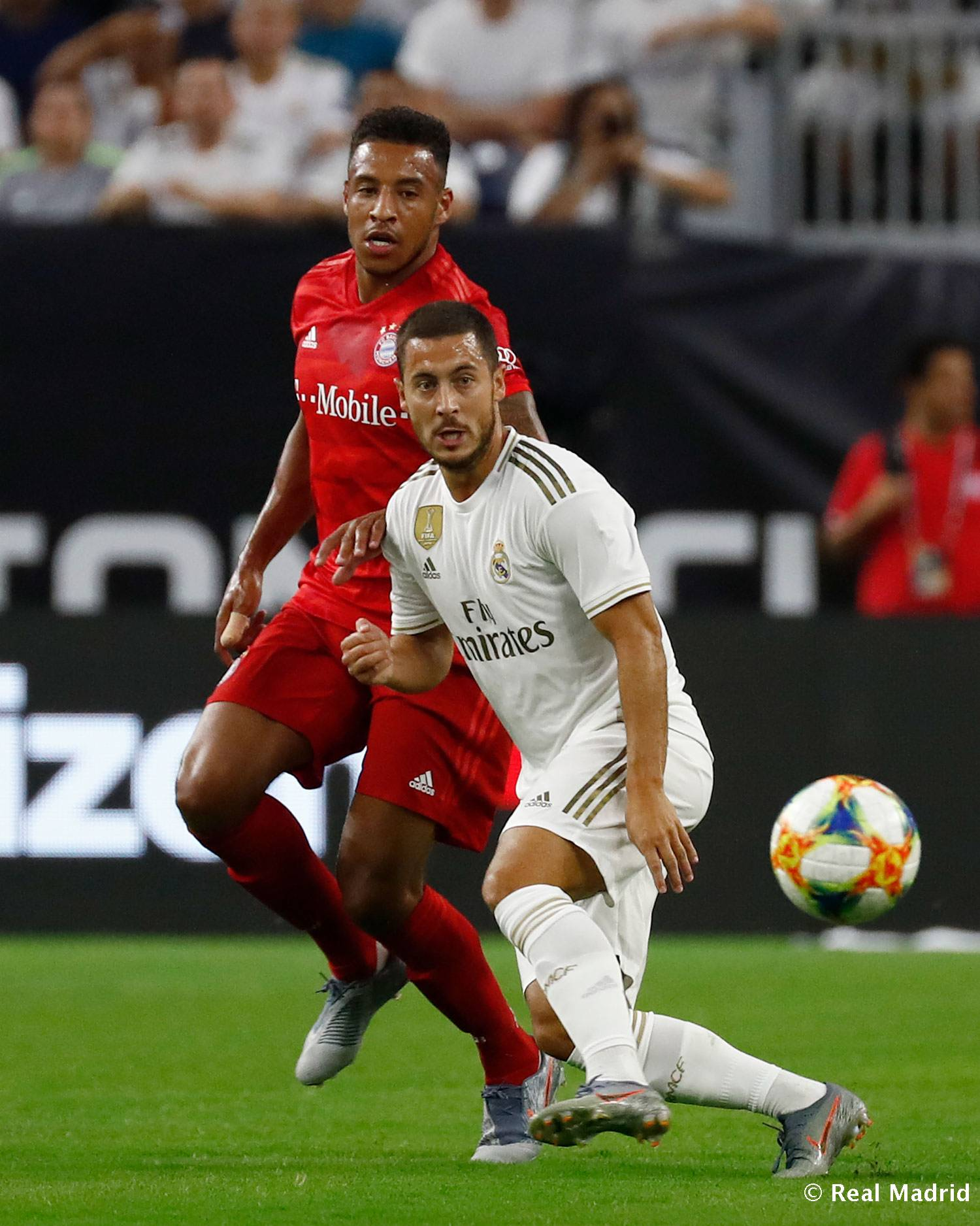 Real Madrid - Debut de Hazard con el Real Madrid - 21-07-2019