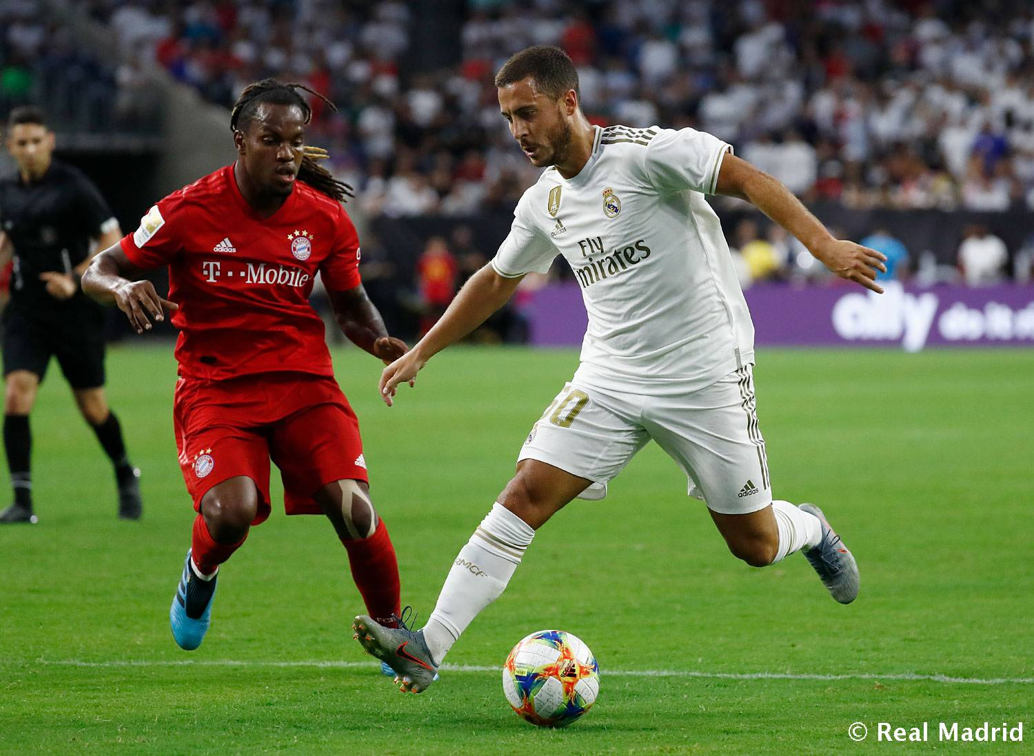 Real Madrid - Bayern de Múnich - Real Madrid - 21-07-2019