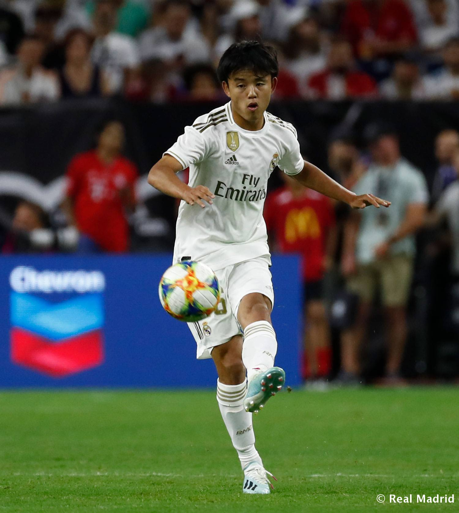 Real Madrid - Debut de Kubo con el Real Madrid - 21-07-2019