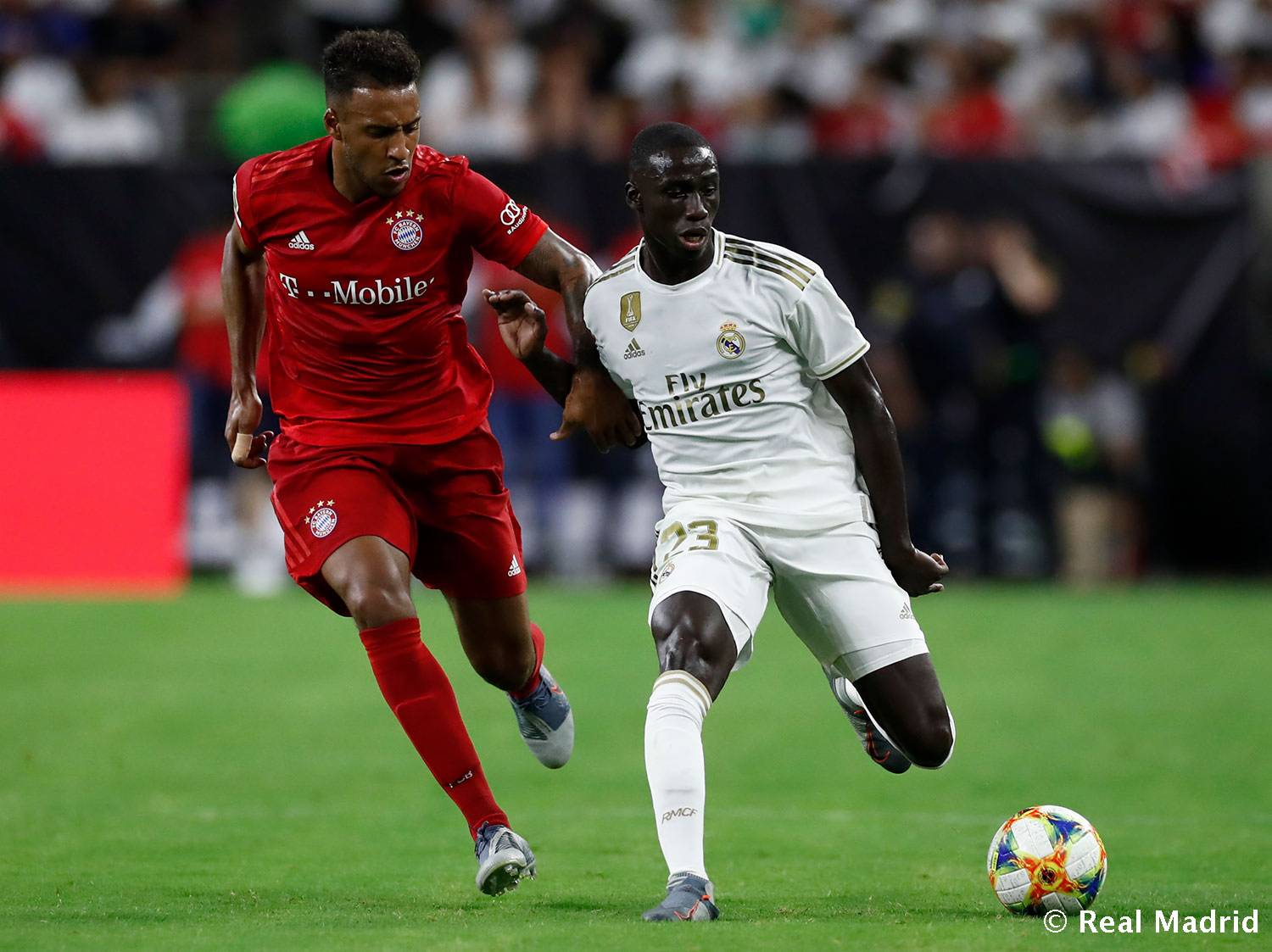 Real Madrid - Debut de Mendy con el Real Madrid - 21-07-2019