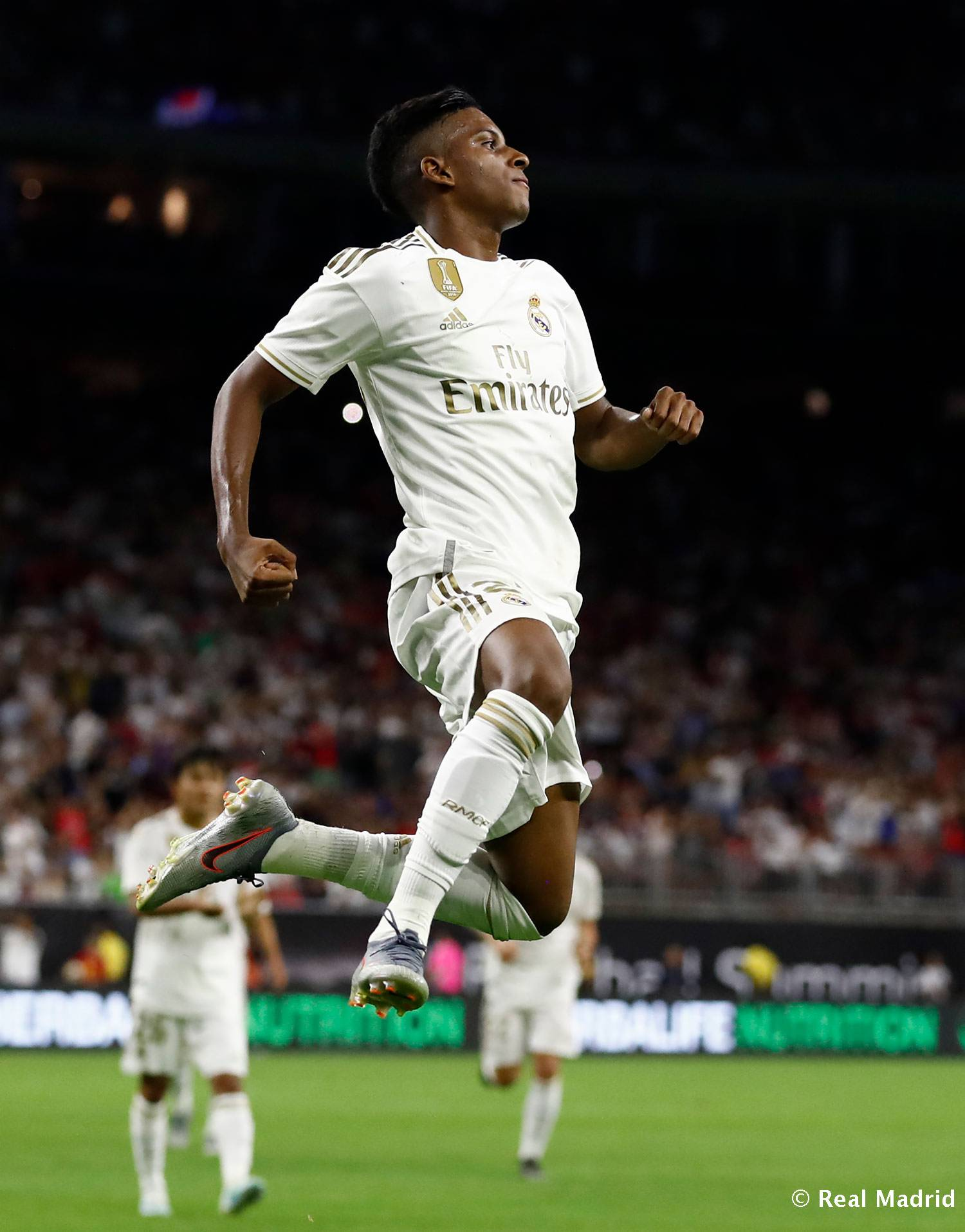 Real Madrid - Debut de Rodrygo con el Real Madrid - 21-07-2019