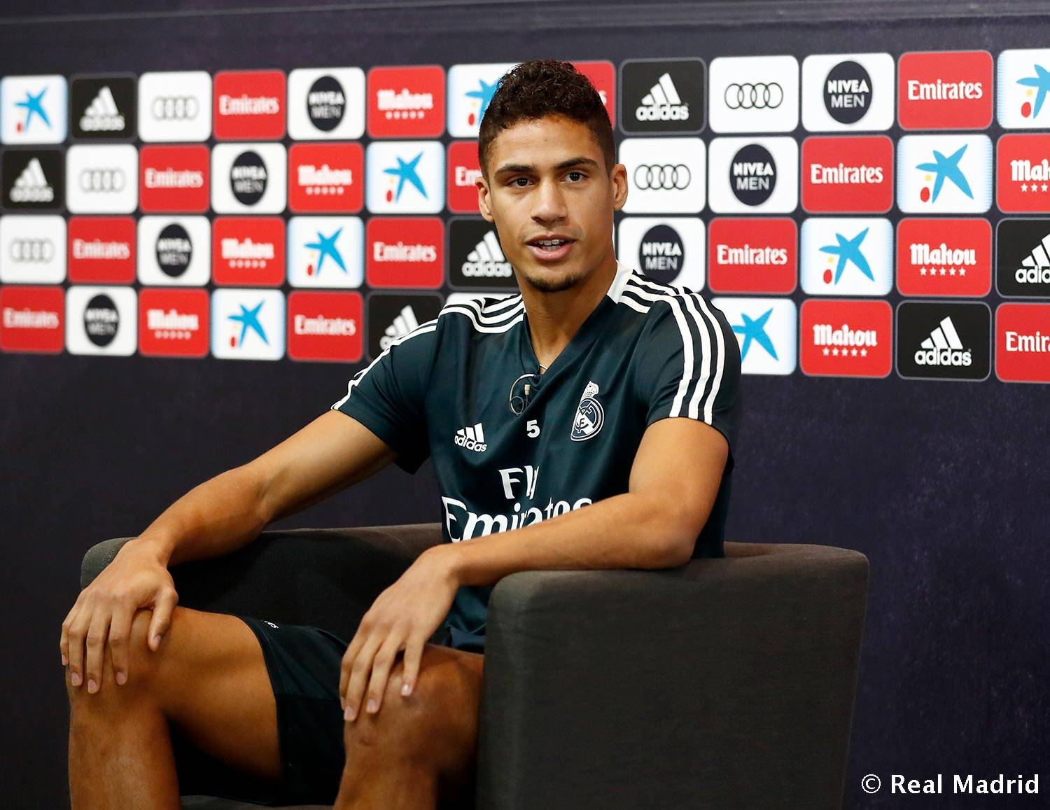 Real Madrid - Media Day Mundial de Clubes 2018 - 29-11-2018