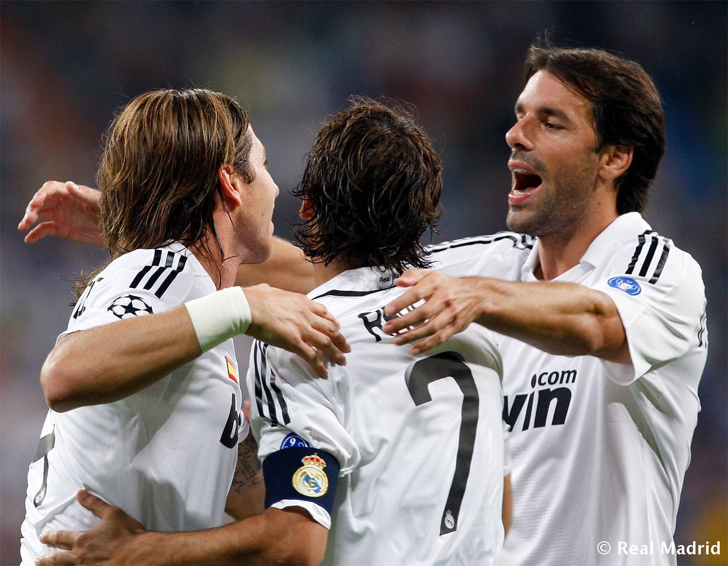 Real Madrid - Van Nistelrooy - 24-01-2020