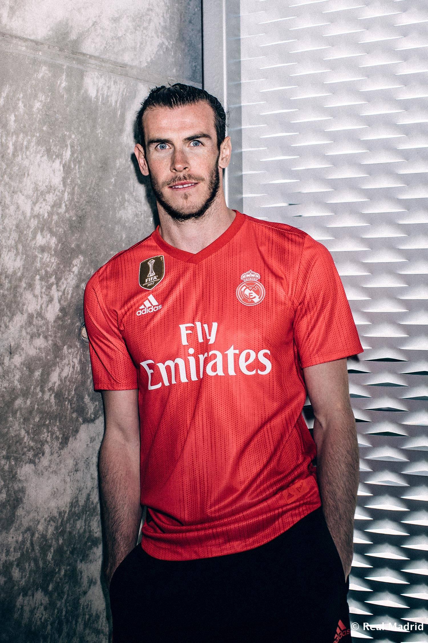 7b48d2e0f3877 Así es la tercera equipación 2018 - 2019 del Real Madrid