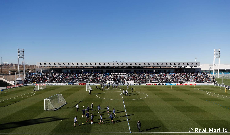 Real Madrid City | Photos | Real Madrid CF