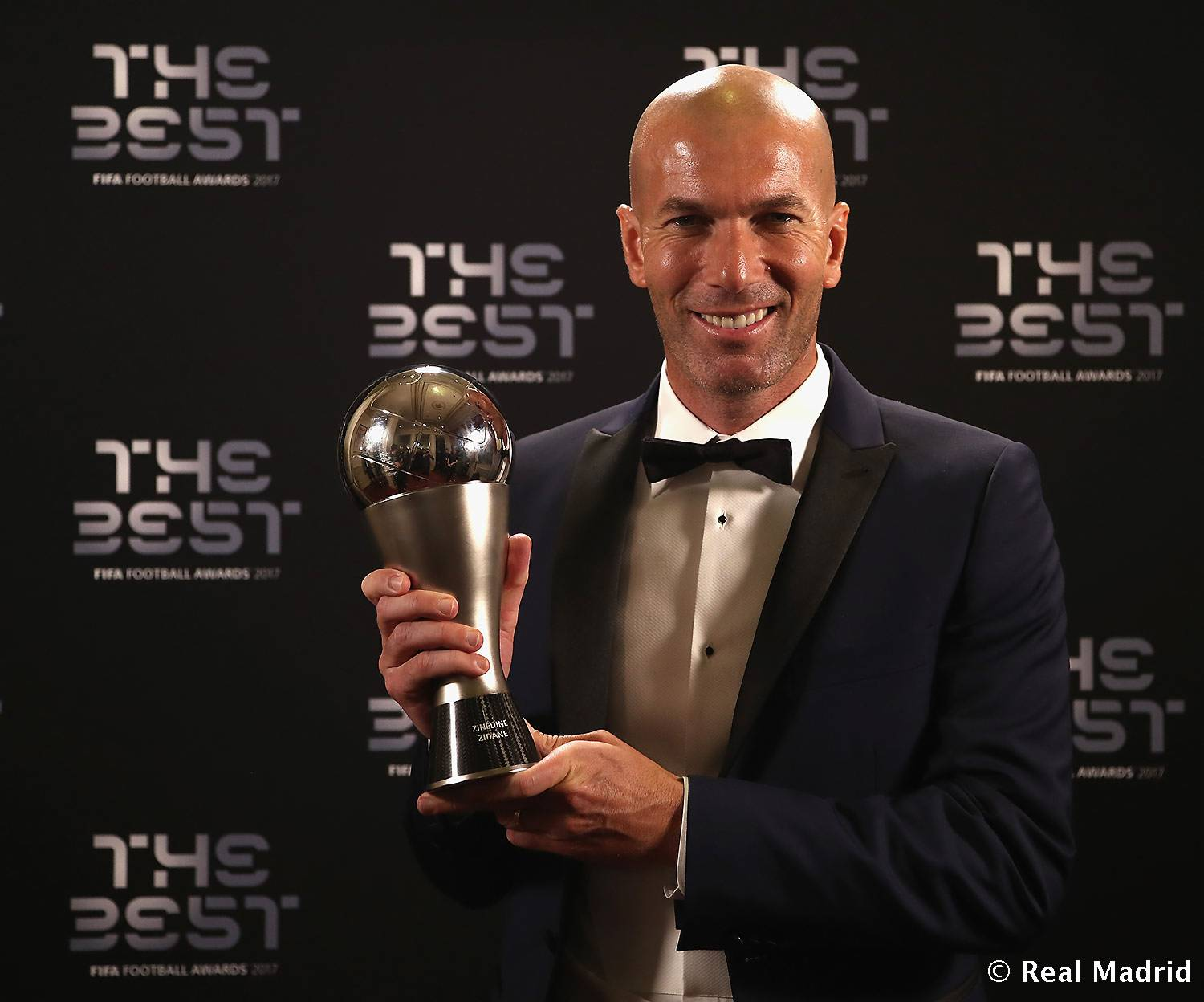 Real Madrid - Premios The Best - 24-10-2017