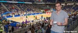 Ganadores Area VIP Baloncesto Real Betis