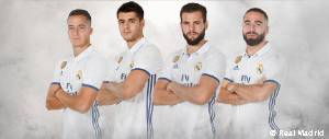 Morata, Lucas, Carvajal y Nacho del Castilla a ganar la Champions