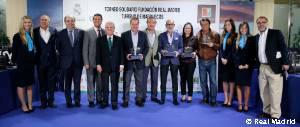 Clausura del Torneo Solidario de Golf Fundación Real Madrid-Turismo de Marruecos
