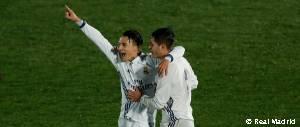 Real Madrid Castilla - Barakaldo