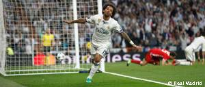 Marcelo: 400 appearances for Real Madrid