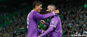 Sporting de Portugal - Real Madrid