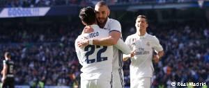Real Madrid - Granada