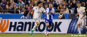 Marcelo, the foreign-born player with the most LaLiga wins for Real Madrid