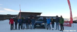 Ganadores sorteo Test Drive Audi
