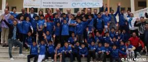 La Fundación visitó con Endesa el proyecto en Tánger