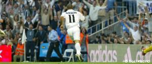 Debut de Ronaldo