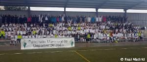 Más de 300 alumnos de las escuelas del área del sur disfrutaron de una jornada de convivencia en Jaén
