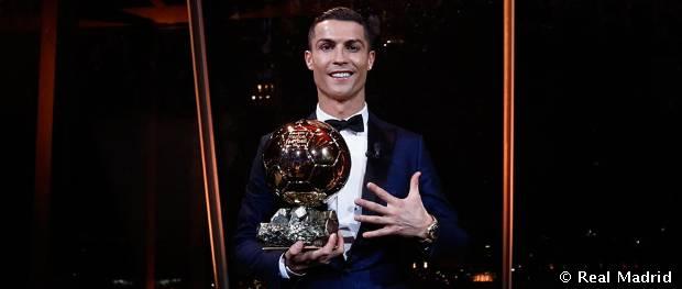 Cristiano Ronaldo 2008 2013 2014 2016