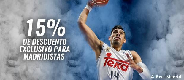 Real Madrid Baloncesto - Unicaja